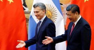 El presidente de China, Xi Jinping, durante una visita a Argentina Reuters