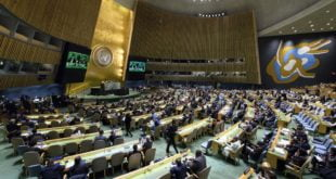 La Asamblea General de la ONU. Foto: UN Photo / Manuel Elias