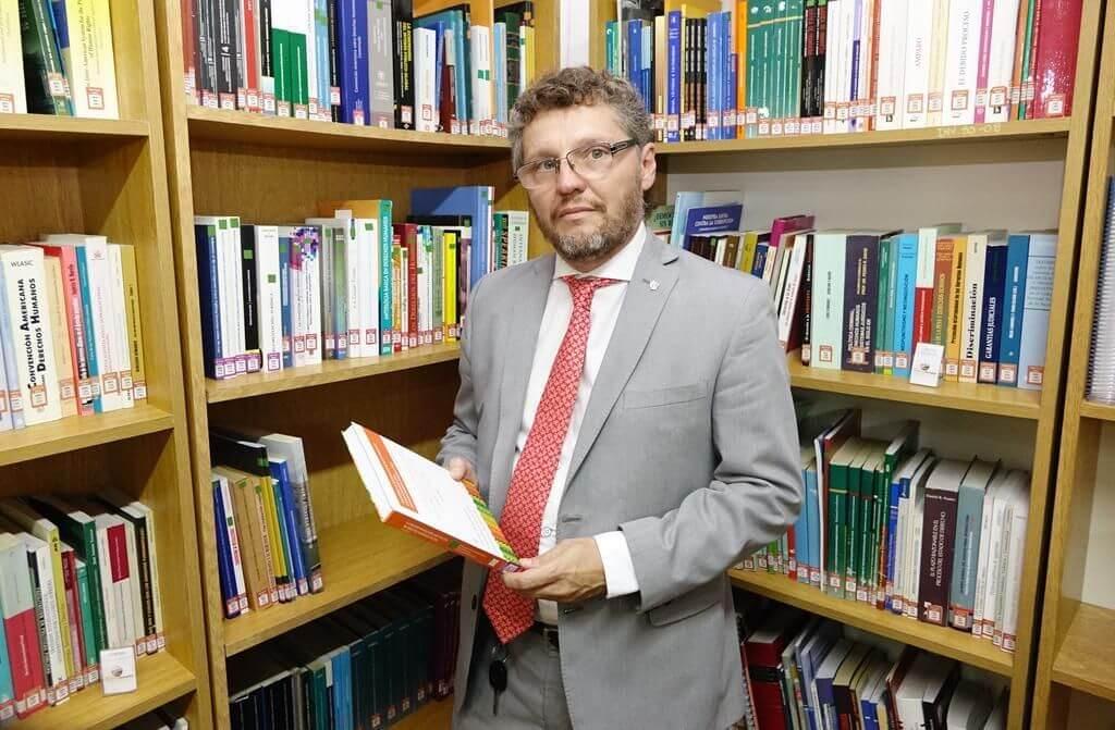 Fabián salvioli, nuevo relator especial del consejo de ddhh / C. santoro