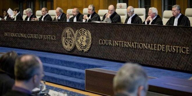 El Gobierno de Georgetown sigue así la solicitud del secretario general de la ONU, quien pidió que fuera la Corte Internacional de Justicia la que dirimiera el tema.