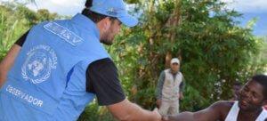 ONU - Observador de la Misión de la ONU en Colombia.