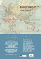 Conference: Trafficking, Smuggling and Illicit Migration in International History: New Geographic and Scalar Perspectives