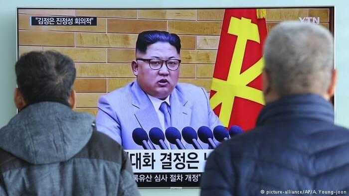 Corea del Norte suspende pruebas atómicas