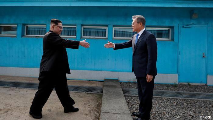Las dos Coreas acuerdan cooperar para alcanzar una