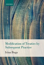 Buga: Modification of Treaties by Subsequent Practice