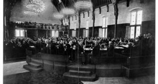 The Second Hague Conference in 1907