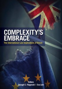 Fitzgerald & Lein: Complexity's Embrace: The International Law Implications of Brexit