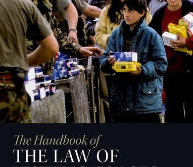 The Handbook of the Law of Visiting Forces Second Edition Edited by Dieter Fleck