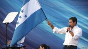 Juan Orlando Hernández, presidente de Honduras