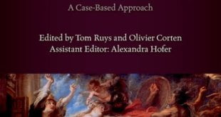 The Use of Force in International Law A Case-Based Approach Edited by Tom Ruys, Olivier Corten, and Alexandra Hofer