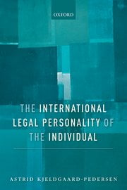 Kjeldgaard-Pedersen: The International Legal Personality of the Individual