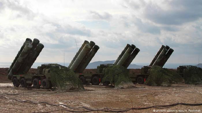 Turquía instalará sistema de misiles ruso en octubre de 2019