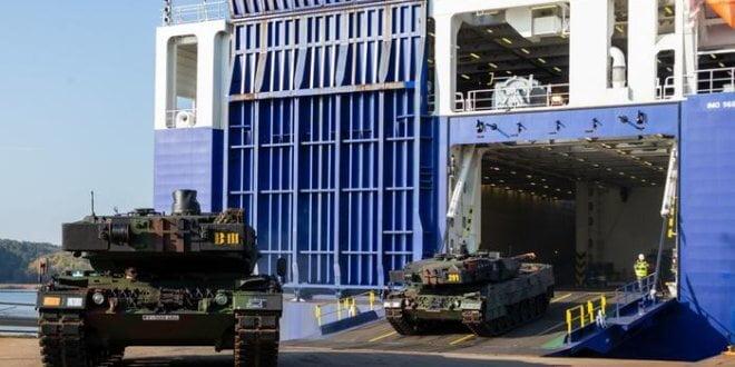 OTAN inicia su mayor ejercicio militar desde el fin de la Guerra Fría