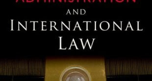 The Trump Administration and International Law Harold Hongju Koh