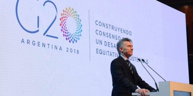Ordoñez G20 FOTO 01 Presidencia de Argentina