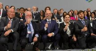 UNFCCC/James Dowson Sesión plenaria de clausura de la COP24 en Katowice, Polonia.
