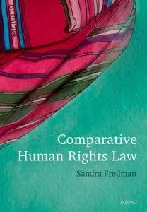 Comparative Human Rights Law Sandra Fredman