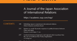 International Relations of the Asia-Pacific