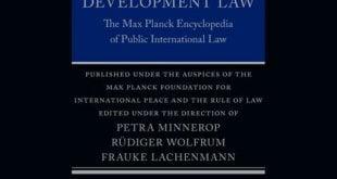 International Development Law