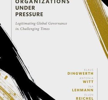 International Organizations under Pressure