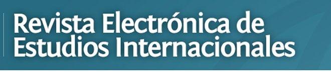 Revista Electrónica de Estudios Internacionales - Número 37, junio 2019