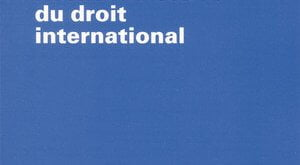 Journal of the History of International Law / Revue d'histoire du droit international – Volume 22 (2020): Issue 2-3 (Oct 2020): Special Issue: Politics and the Histories of International Law