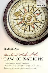 The Last Waltz of the Law of Nations