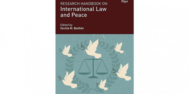 Research Handbook on International Law and Peace