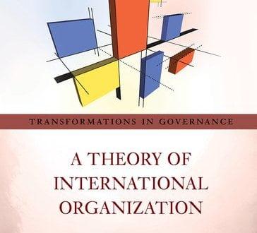 A Theory of International Organization