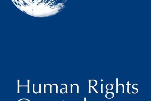 Human Rights Quarterly - Volume 41, Number 4, November 2019