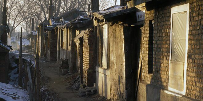 Banco Mundial//Curt Carnemark Tener una vivienda es un requisito fundamental para poder salir de la extrema pobreza.