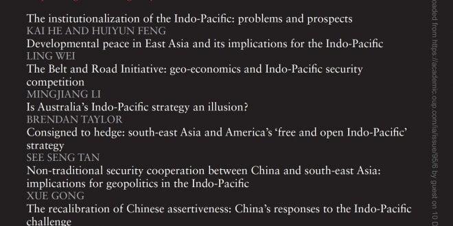 International Affairs - Volume 95, Issue 6, November 2019