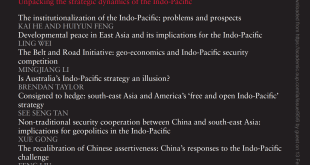 International Affairs - Volume 96, Issue 1, January 2020