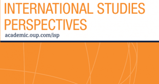 International Studies Perspectives - Volume 21, Issue 1, February 2020