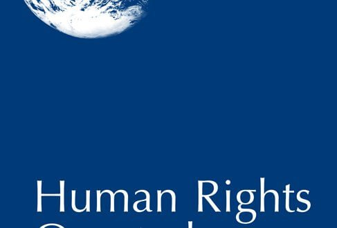 Human Rights Quarterly - Volume 42, Number 1, February 2020