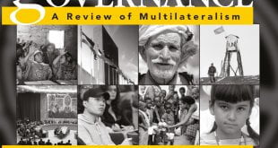 Global Governance: A Review of Multilateralism and International Organizations – Volume 27 (2021): Issue 1 (Feb 2021)