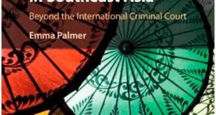 Adapting International Criminal Justice in Southeast Asia