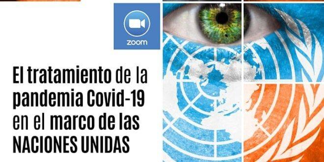 El tratamiento de la pandemia Covid-19 en el marco de las Naciones Unidas