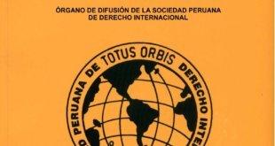 Revista Peruana de Derecho Internacional – Tomo LXX Mayo-Agosto 2020 N°165