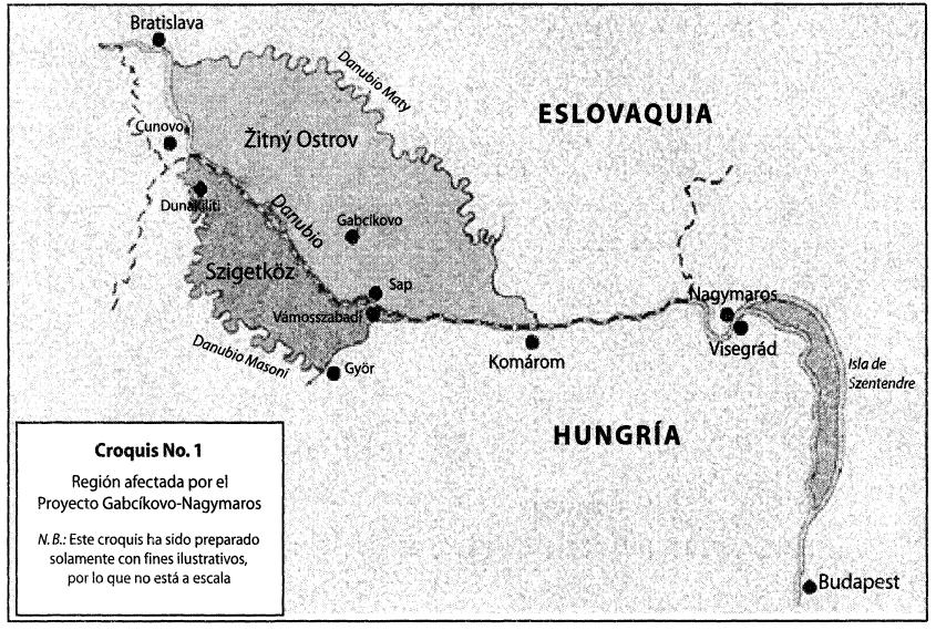 CASO RELATIVO AL PROYECTO GABCIKOVO-NAGYMAROS (HUNGRÍA CONTRA ESLOVAQUIA) Fallo de 25 de septiembre de 1997
