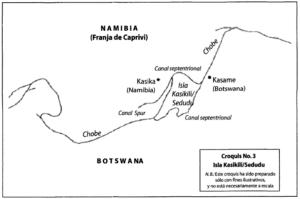 CASO RELATIVO A LA ISLA DE KASIKILI/SEDUDU (BOTSWANA CONTRA NAMIBIA) Fallo de 13 de diciembre de 1999