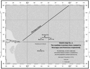 CONTROVERSIA TERRITORIAL Y MARÍTIMA ENTRE NICARAGUA Y HONDURAS EN EL MAR DEL CARIBE (NICARAGUA CONTRA HONDURAS) - Fallo de 8 de octubre 2007