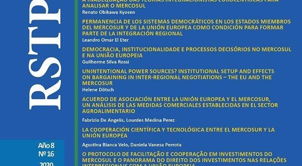 Revista de la Secretaría del Tribunal Permanente de Revisión - Año 8 - Número 16 - 2020