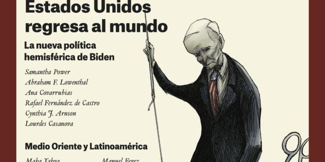 Foreign Affairs Latinoamérica - Volumen 21, Numero 1, Enero-Marzo 2021