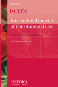 International Journal of Constitutional Law