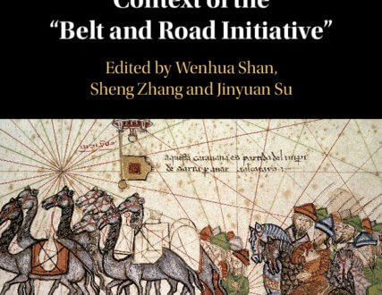 China and International Dispute Resolution in the Context of the 'Belt and Road Initiative'