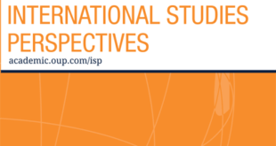 International Studies Perspectives – Volume 22, Issue 2, May 2021