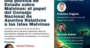 La construcción de una política de Estado sobre Malvinas