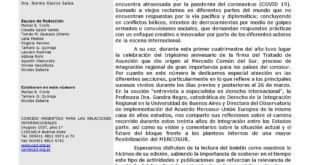 CARI - Boletín informativo del Instituto de Derecho Internacional - Año 12 – Número 31 – abril 2021