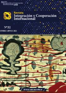 Revista Integración y Cooperación Internacional - Núm. 32 (2021)